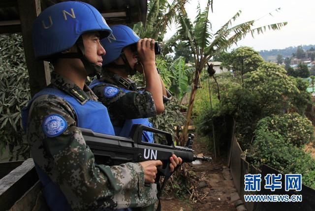 我驻刚果(金)维和部队应对301名狱犯越狱事件