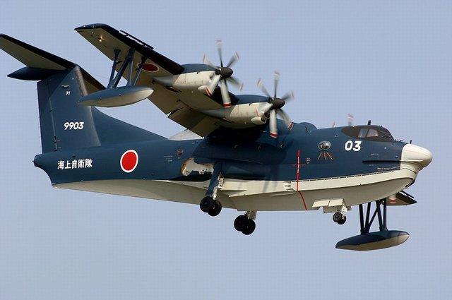 消息称日本考虑支持军用飞机出口 二战后首次