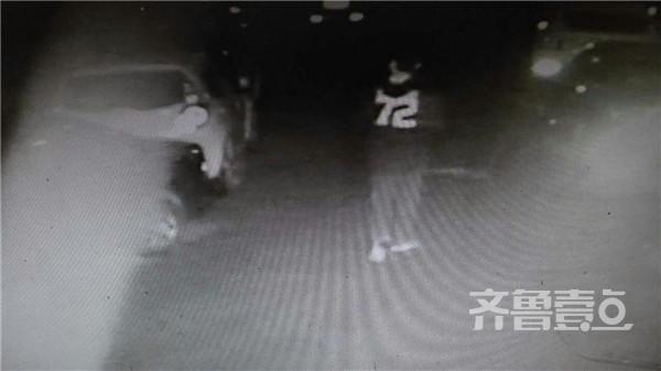老板为交房租偷车被抓 因衣服背后数字露马脚