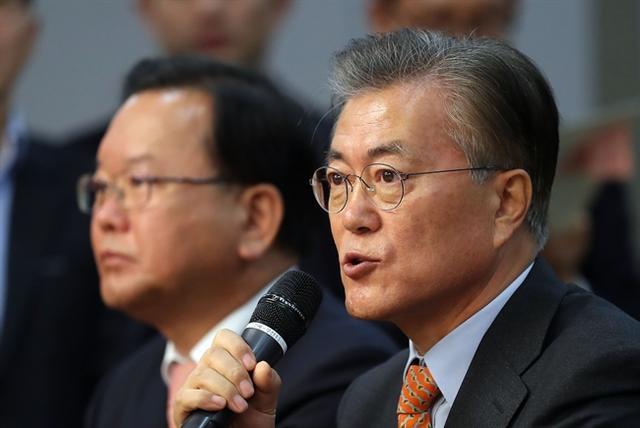 韩总统最热人选要求搁置萨德 由新政府决定是否部署