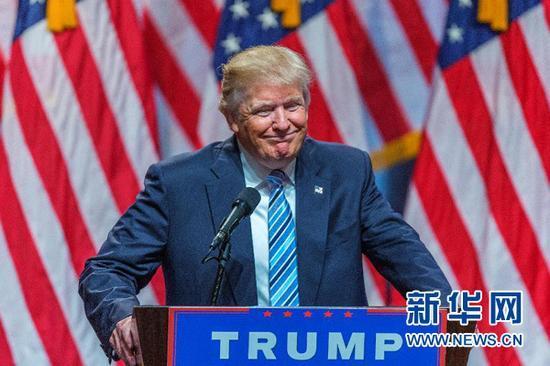 俄媒:特朗普在就职典礼后将出访俄罗斯