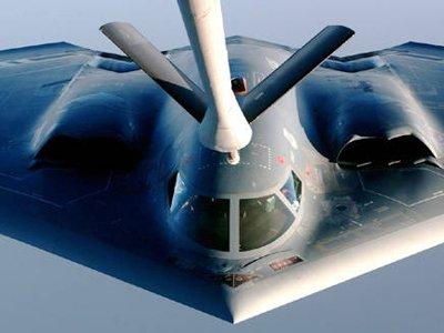 联军装备代表B-2轰炸机
