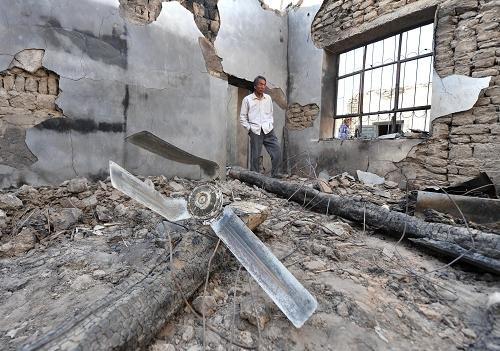 新疆吐鲁番强风致3人死甘肃遭黑风暴袭击