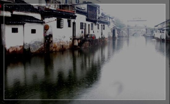 中国十大魅力名镇:同里之貌