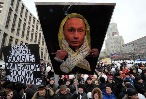 """俄罗斯禁售杜蕾丝 民众抗议""""无套可战"""""""