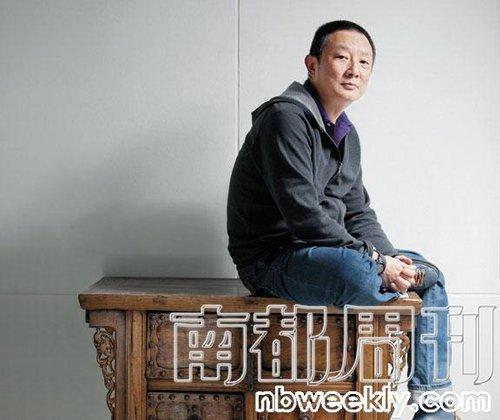 《走向共和》导演张黎:我内心也很狂妄
