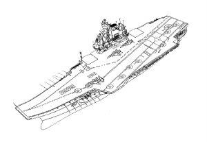 重生瓦良格圆航母梦 中美差距还有几十年图