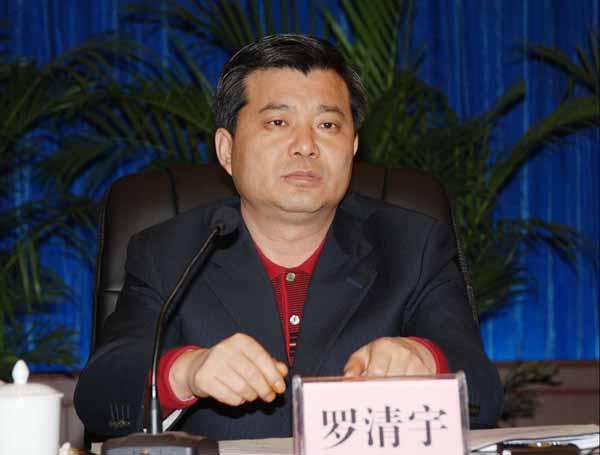临汾市委书记罗清宇升任山西省副省长