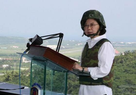 蔡英文要去部队视察 台官兵被迫停休抱怨多