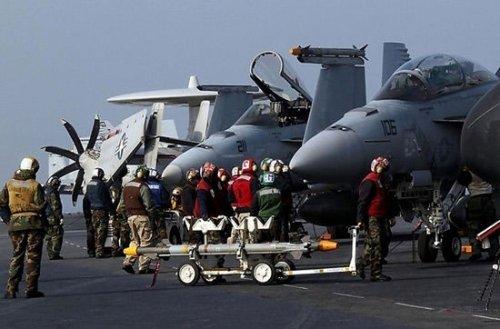 日媒:美日军演表面威慑朝鲜 实际恶心中国
