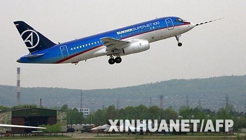 俄罗斯一架客机在印尼失踪