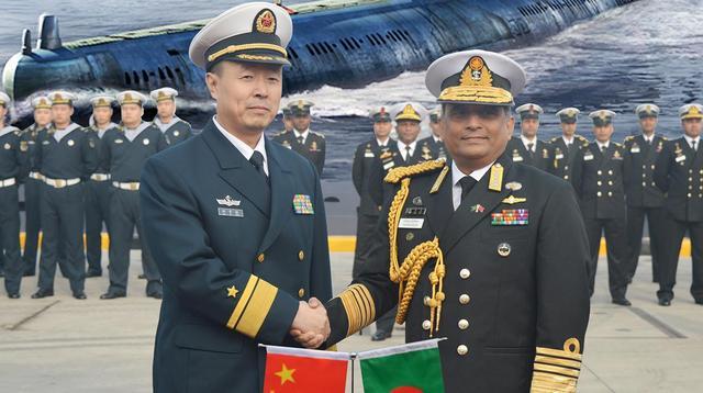 俄媒:孟加拉买中国潜艇没啥用 印度配备更先进