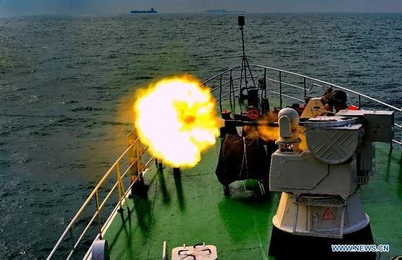 美媒:日菲越不敢击沉中国渔船 数量太多打不完