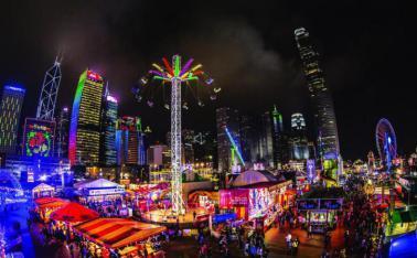 东情西韵贺新春,相约尽享最香港