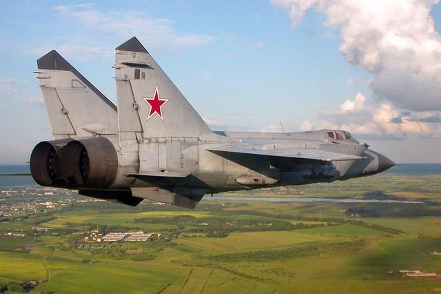 军事资讯_最全面军事新闻资讯 俄军拟再次升级米格31截击机 已服役30多年