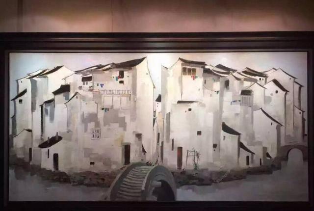 这幅中国油画卖了2.36亿港元!快来看看长啥样
