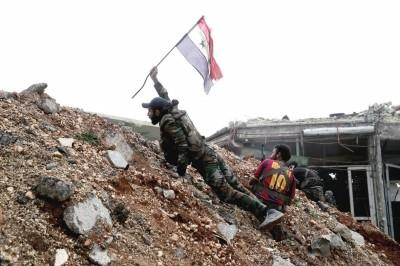 叙利亚政府军收复阿勒颇在即 海内战事拐点或将到来