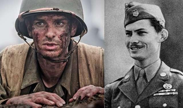 他不带武器走上战场,却成了二战中美军的救世主