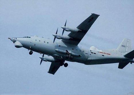 中国军机首度靠近钓鱼岛 日方表示不会抗议