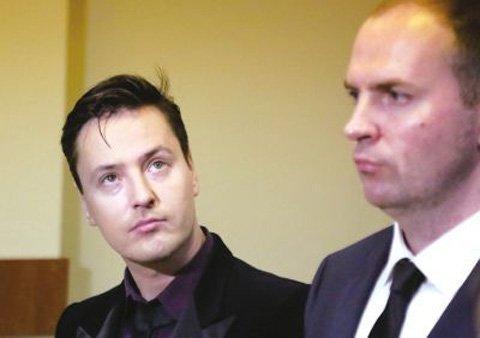 """""""海豚音王子""""维塔斯袭警被罚10万卢布"""