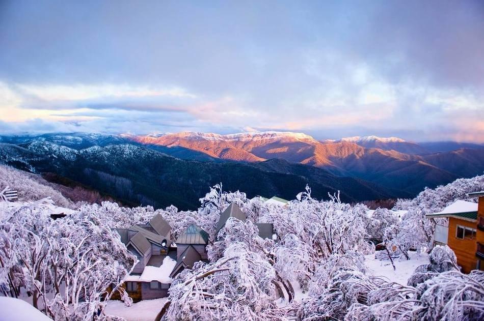 盘点全球最美冰雪小镇 - 海阔山遥 - .