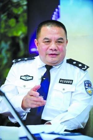 广州公安局原副局长受贿600万 多来自特种行业