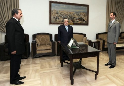 叙利亚驻伊拉克大使发声明 宣布背离阿萨德政权