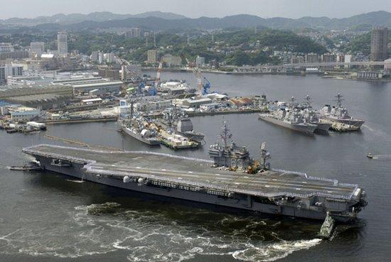 美智库:美国若不能保持军力 亚洲或成中国天下