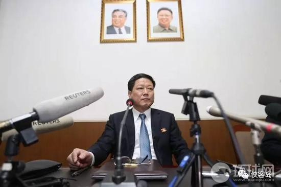 媒体称美国务卿称对朝不排除战争 卖的什么药?