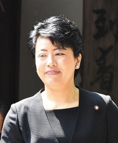 日本右翼女政客稻田朋美出任防卫大臣