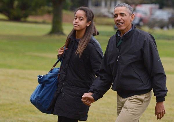 肯尼亚律师求娶奥巴马大女儿 愿送50头牛作聘礼