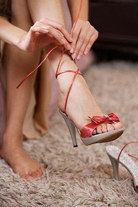 女士踩脚裤