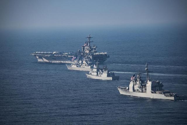 """专家:美国""""5015作战计划""""会进一步刺激朝鲜"""
