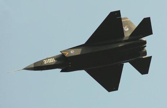 歼31:将走向世界的隐身战机