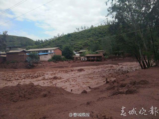 成昆铁路因水害塌方 致多趟列车停运或迂回