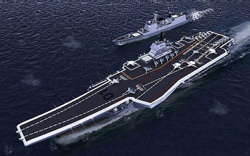 港刊:中国海军航空兵即将配备在航母上使用