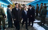 朝韩高层7年来首次举行会谈