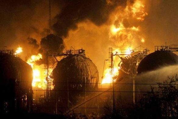 兰州官方指责中石油兰州石化屡次排污 要其道歉