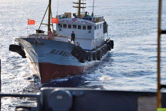 探访南沙捕捞队:曾与美国测量船对峙10小时
