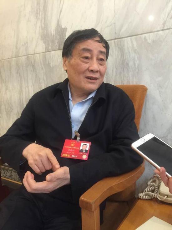 宗庆后:境外势力网络攻击中国大企业