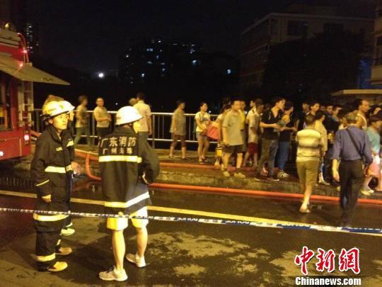 广州缉毒枪战致1人死亡1民警受伤 嫌疑人被击毙