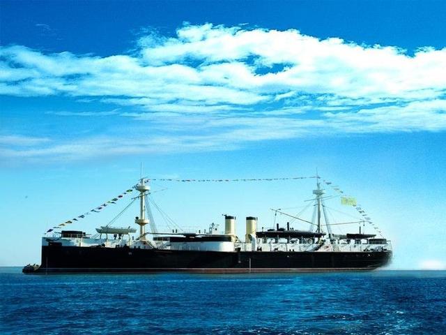 北洋海军军歌消失120年现世 发现于英国档案