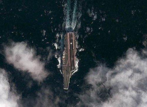 俄媒:辽宁舰动力曾受挫 中国巨资建航母船厂