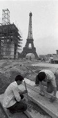1993年正在建设的世界之窗工地
