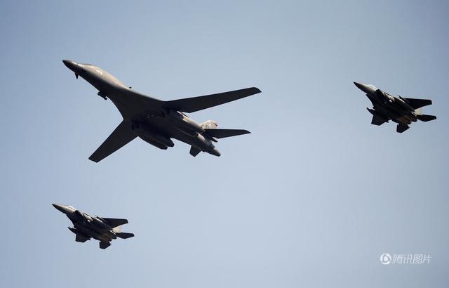 """美媒:白宫评估""""武力打击朝鲜""""选项 挫败朝鲜核威胁"""
