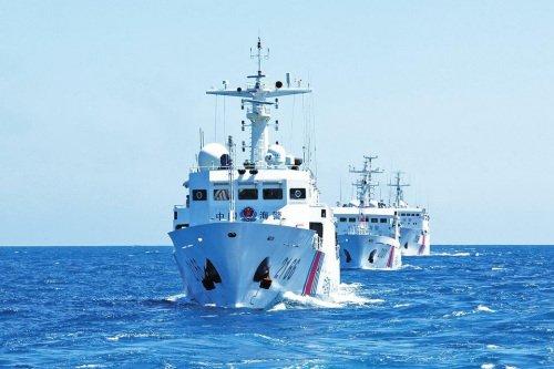 钓鱼岛巡航一周年纪念 - hzr586 - 黄海的博客