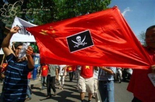 中国学者:南海危机必将升级 中越或爆军事冲突