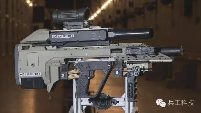 加拿大的未来步枪是这样的