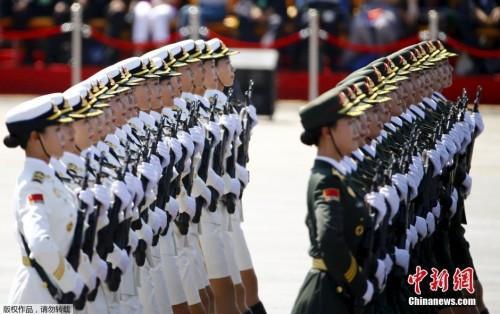 外媒:9.3�兵展示中���力 激�l民�自豪感