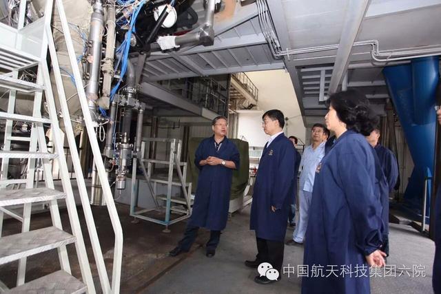 六院研制的重型运载液氧煤油发动机首次涡轮泵联试取得圆满成功